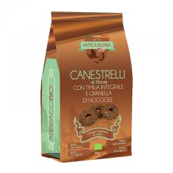 Canestrelli al cacao con semola integrale di timil'a e...
