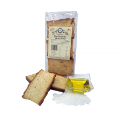 Bruschetta Olio & Sale
