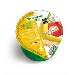 Polpa di Frutta Mela-Banana