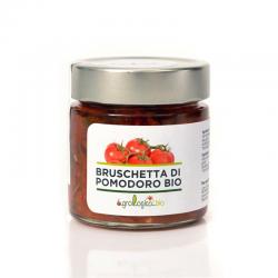 Bruschetta di Pomodoro al Basilico